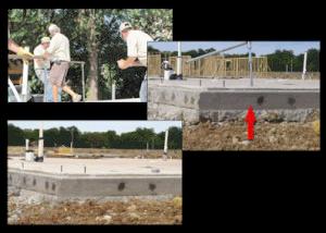 Concrete Slab Construction - Concrete Slab Foundation