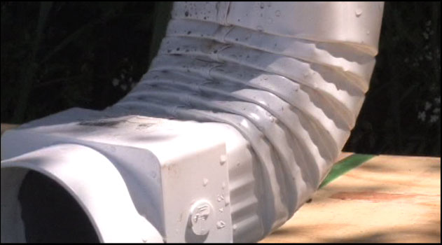 Gutter Downspout Drainage System Advanced Foundation Repair